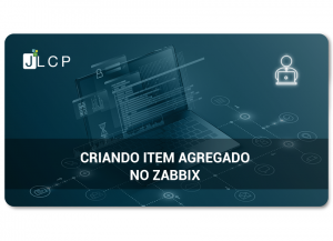 Criando item agregado no Zabbix