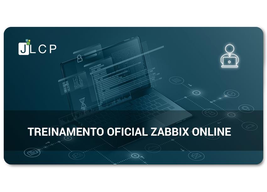 Treinamento Oficial Zabbix online